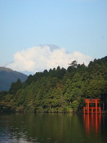 Район Хаконэ входит в состав Национального парка Фудзи-Хаконэ-Идзу