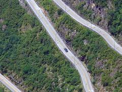 Estrada da Serra do Rio do Rastro vista do mirante (3) com Zoom (accordii10) Tags: rio estrada rastro