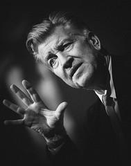 David Lynch (miemo) Tags: portrait people bw topf25 grain davidlynch interestingness111 explored i500 ef80200l