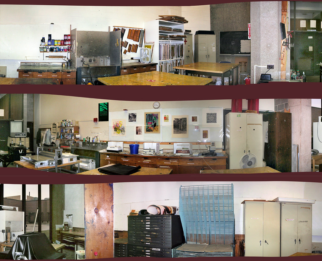 GSU Printmaking Studio