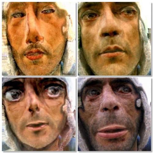 Own Face 's moisaic