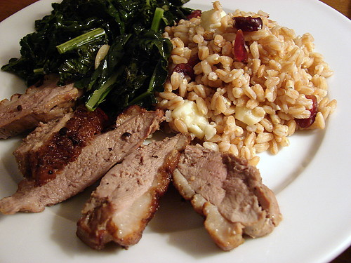 Dinner:  November 13, 2007