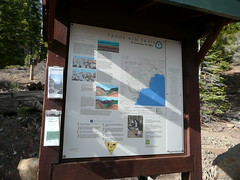 Tahoe Rim Trailhead near Tahoe City (Tahoe City, California, United States) Photo