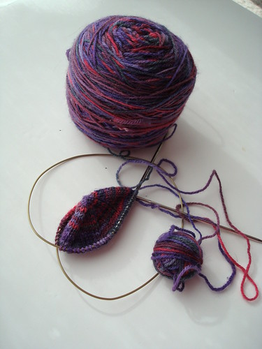 WIP Wed CTH Sock