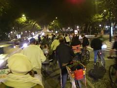 Massa Crítica de Novembro, em Lisboa