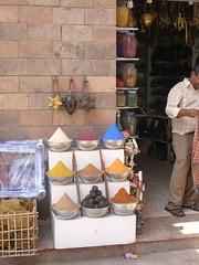 Spice seller (upyernoz) Tags: market egypt spices aswan