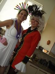Dana & Erika (redflame44) Tags: costumes parade wacky hermosabeach