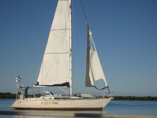 still sailin' Fiji