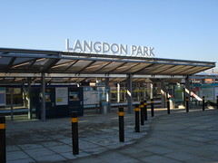 Picture of Langdon Park Station