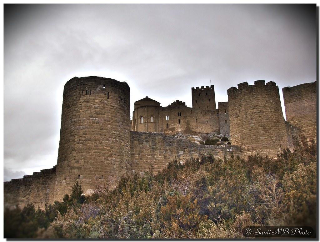Photo d'Aragon n°4. Le château de Loarre