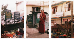 Various locations, McLeod (Nordlys*) Tags: india monk tibetan mcleod