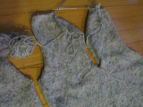Salina Sweater - Collar
