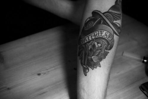 6 arm tatovering 5 tattoo underarm stregkode 2880 docopenhagen druk