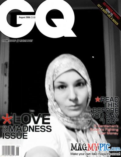 GQ mag