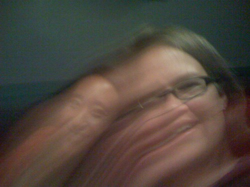 iPhone blur