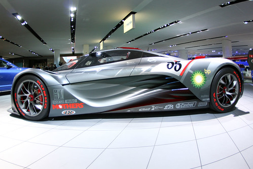 Mazda Furai фото