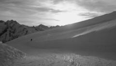 Sky, Clouds & Ice (ste-1965) Tags: sunset sky sun mountain ski ice clouds blackwhite tramonto nuvole albaluminis bn cielo sole montagna bianconero ghiaccio tonale naturalmente pontedilegno passotonale bnpaesaggi iafd