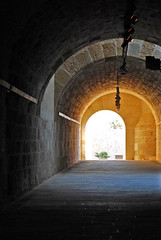 at the end, it doesn't even matter.. (k_negm) Tags: alexandria stone fort citadel egypt quaitbay