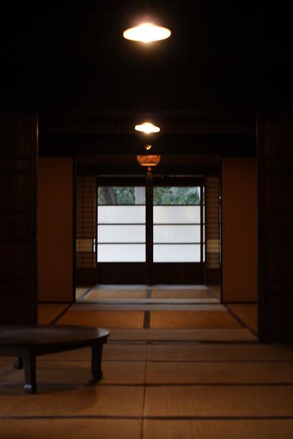 やすらぎの和室