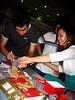 Preparing Yu Sheng (CropCircle@flickr) Tags: club deli session aprecio gettoknowyou