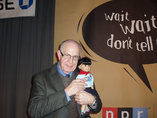 Inky & Carl Kasell