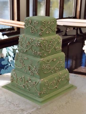 2281677791 e8891b4cf9 o 141 ideias de casamento verde e branco