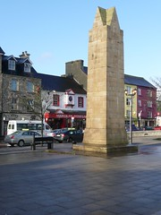 The Monument, Donegal Town.