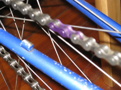 purple link
