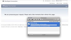 downloading iPhone SDK... (noelboss) Tags: apple macintosh screenshot mac download transmission torrent iphone sdk iphonesdk noelboss