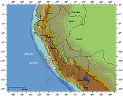 Sismo en Lima 29 de marzo de 2008