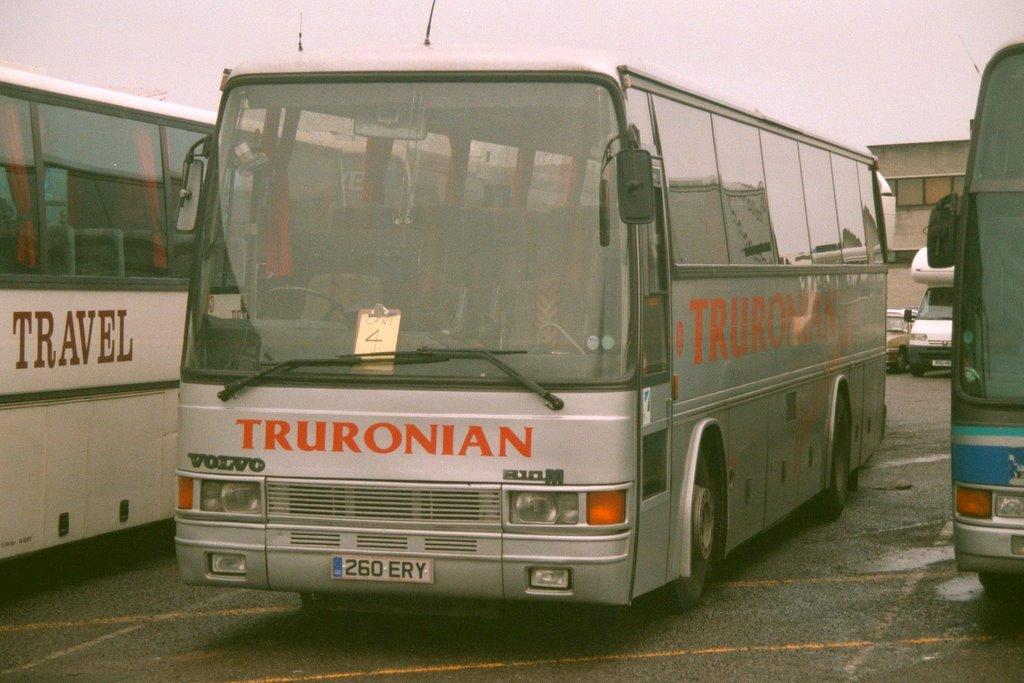 Truronian, Truro 260 ERY