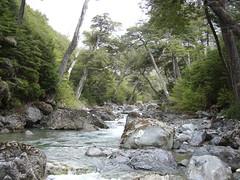El Bolson - Trek Encanto Blanco - riviere