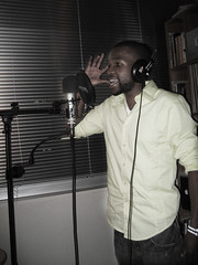 Lungelo in Session