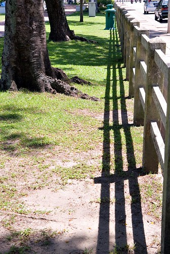 Rail Shadow