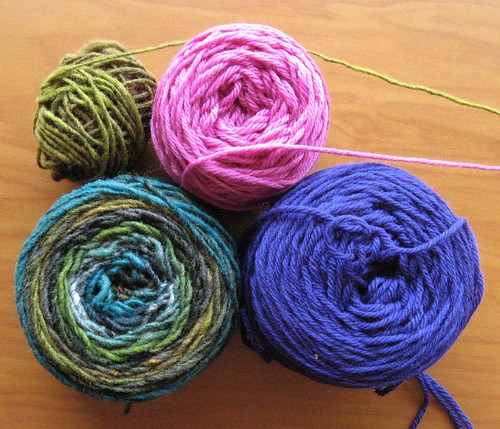 ZigBagZ yarn selection