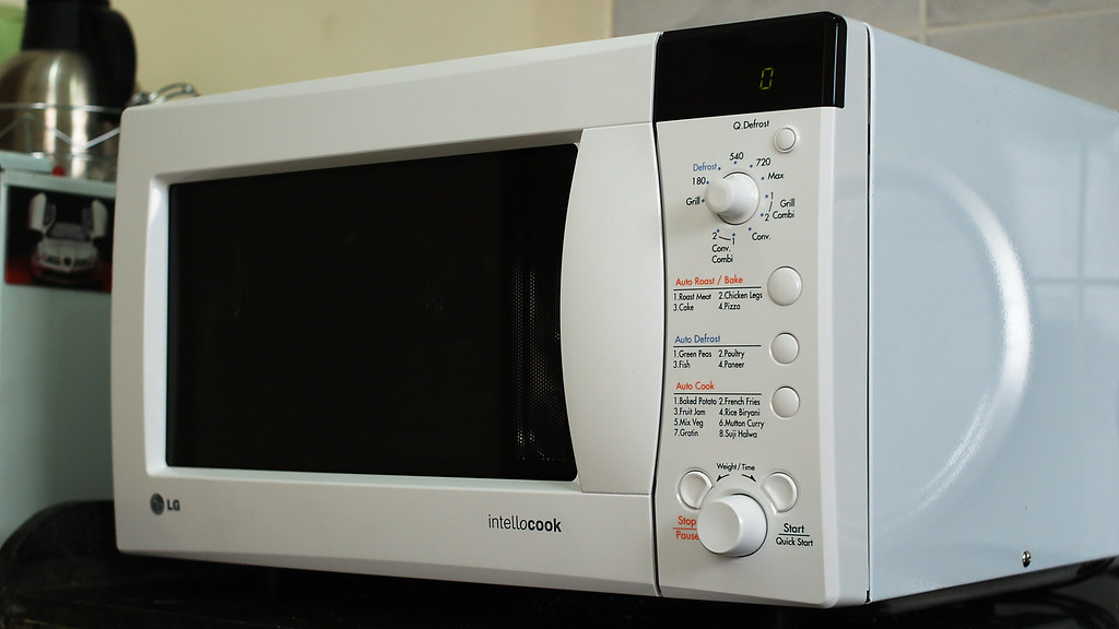 Gotta Install Microwave Ovens