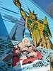 comicshop01 (g.mcclay) Tags: book store mural comic kamandi