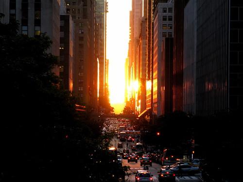 Manhattanhenge, 2