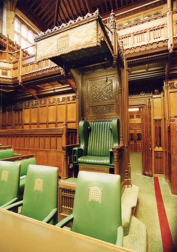 Speakers Chair (Parliamentary Copyright)