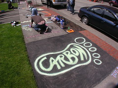 Thorax O'Tool's Carbon Footprint