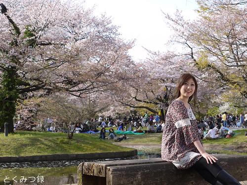 2010年4月10日 みんぽす 花見 撮影会