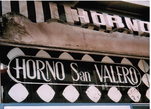Horno San Valero