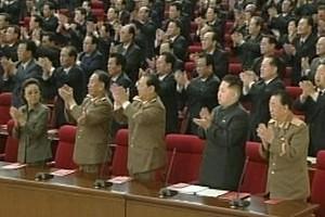 朝鲜政治重组
