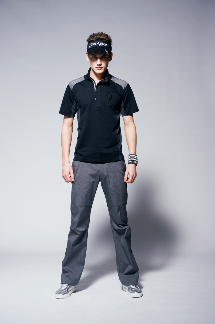 Jakob Hybholt0218_JOSEPH SPORT 2011 Spring-Summer Collection(Official)