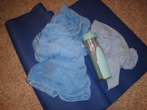 Hot Yoga Supplies