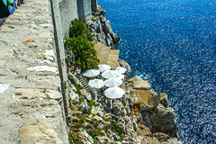 Hidden Bar (jcwolfe00) Tags: ocean blue sea water beautiful coast view croatia dubrovnik adriatic buza