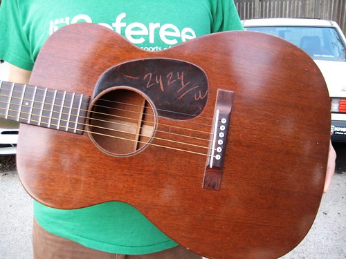 i bought a 50's martin at the thrift store