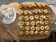 SustainLane - Peanut Butter Centers