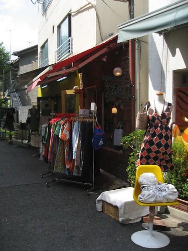 賣衣服可愛小店