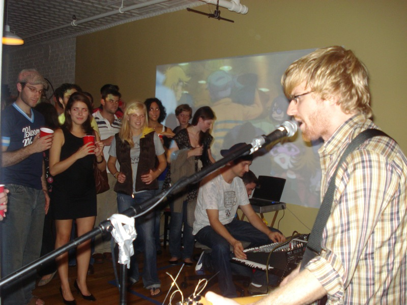 Jukebox The Ghost @ Indaba Music Loft